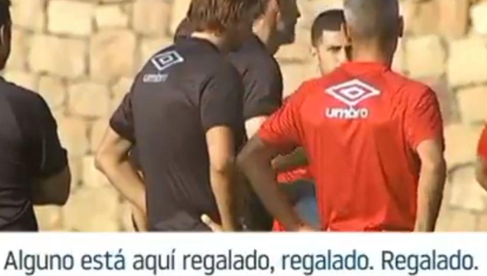 Vicente Moreno recrimina la falta de intensidad a sus jugadores
