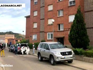 Un hombre mata a su hijo de 16 años, hiere a su mujer y se suicida en Teruel