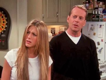 Bruce Willis en 'Friends'