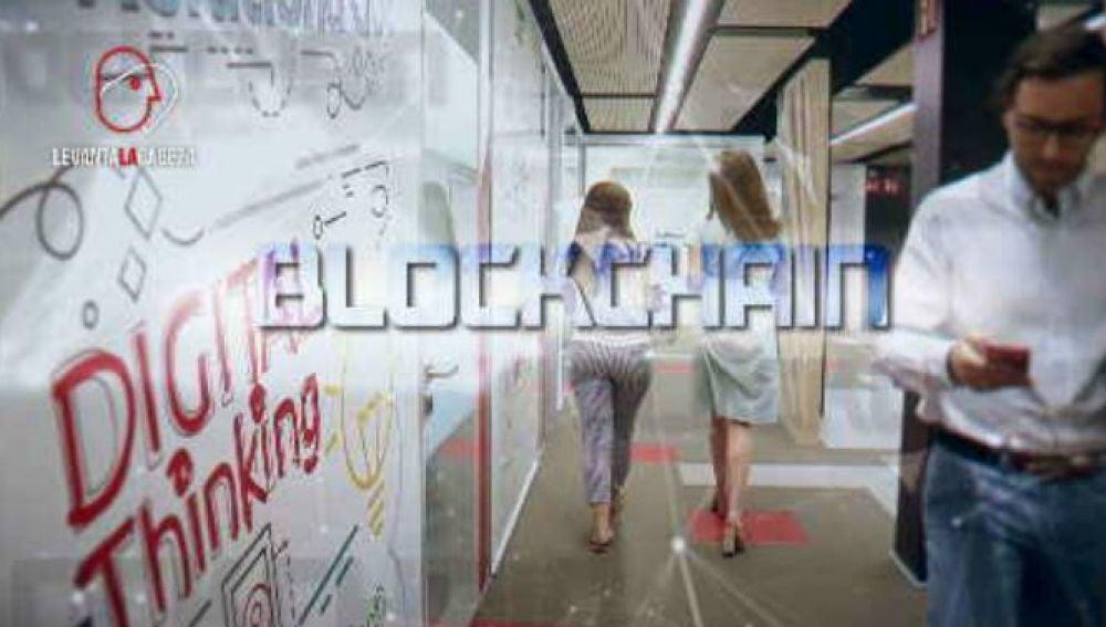 Tecnología 'blockchain'