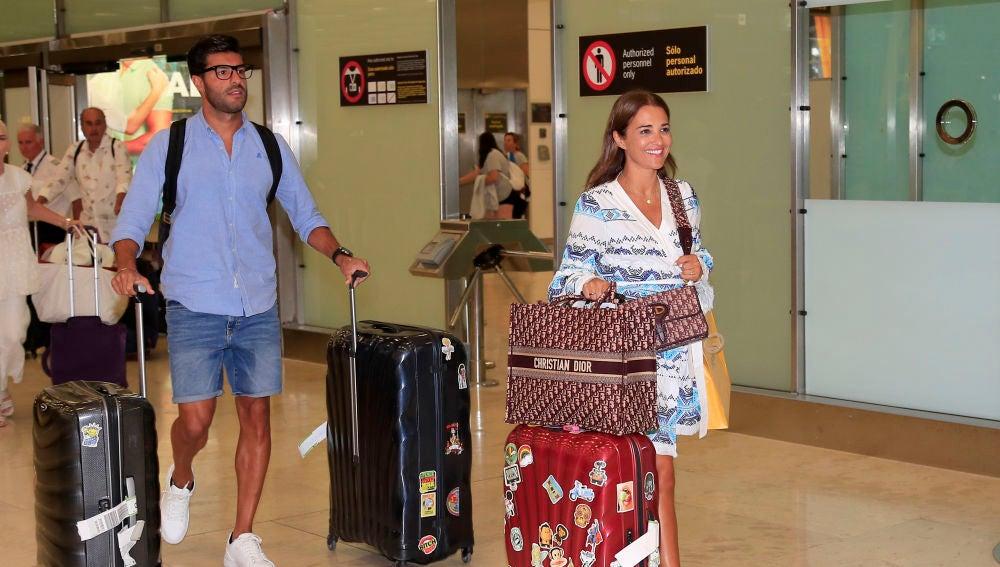 Paula Echevarría y Miguel Torres