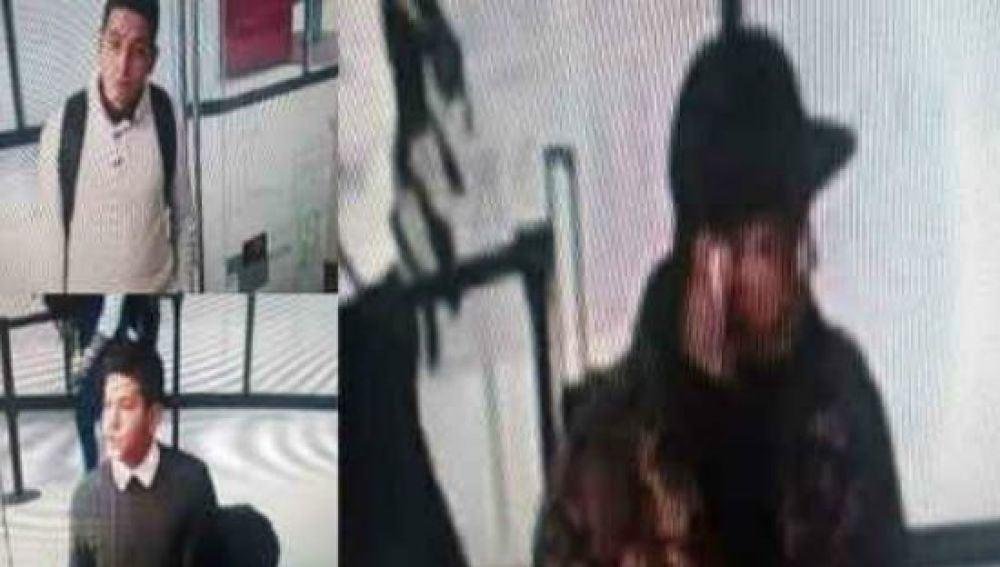 El robo a la casa de la moneda fue protagonizado por tres hombres