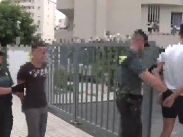 Los detenidos de Benidorm
