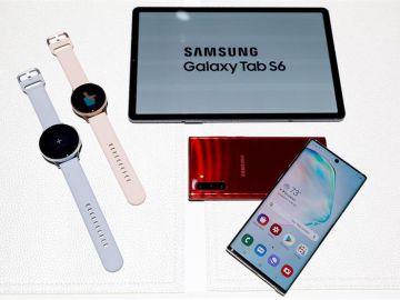 Samsung presenta sus nuevos modelos