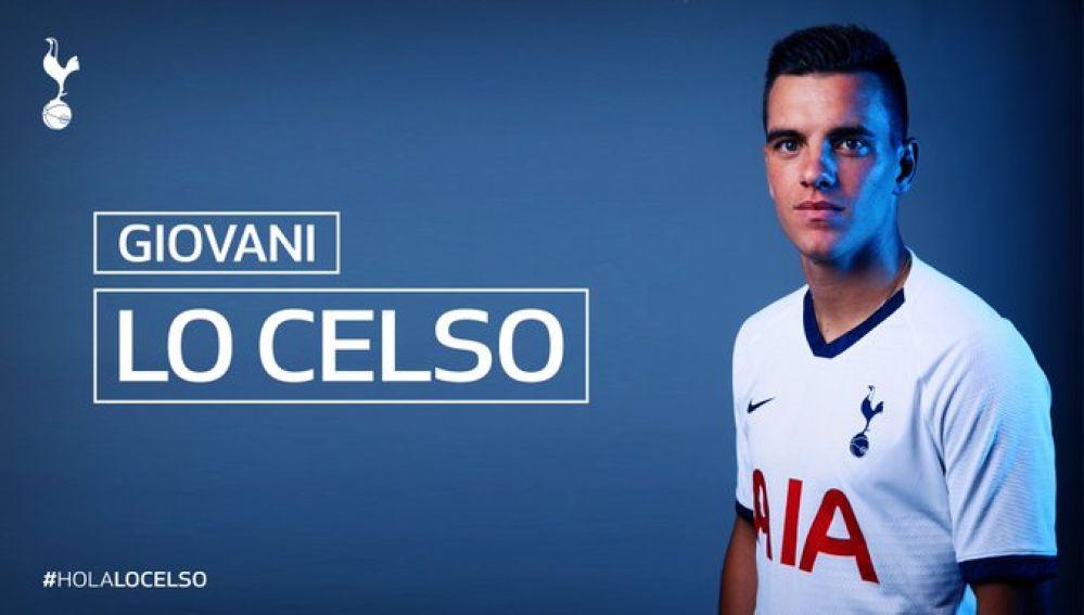 Lo Celso, al Tottenham