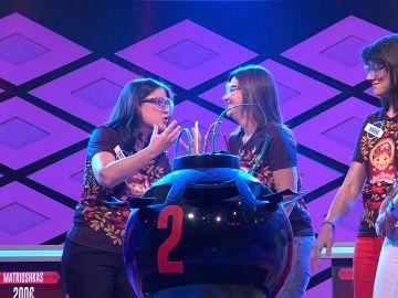 Una enfadada Cristina regaña a sus compañeras tras este fallo en '¡Boom!'