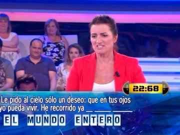 Silvia Abril Imita a Shakira en '¡Ahora caigo!'