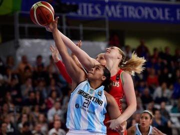 La Selección argentina de baloncesto