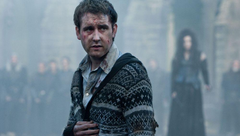 Neville Longbottom en 'Harry Potter y las Reliquias de la Muerte parte 2'