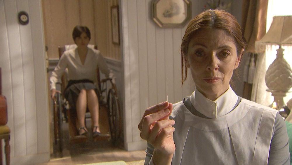 María, sola y desamparada ante las torturas de Dori Vilches