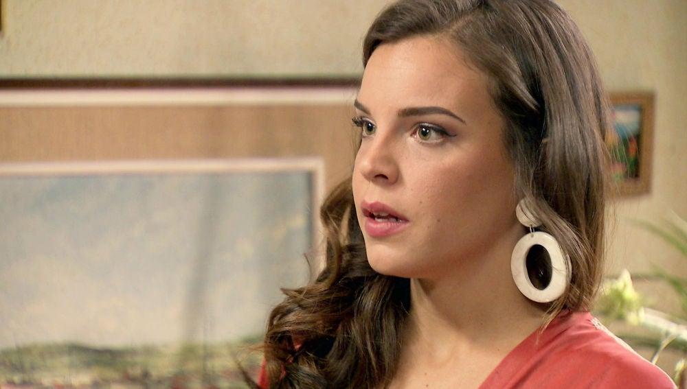 Una tensa conversación entre Ignacio y María hará que algo cambie entre ellos
