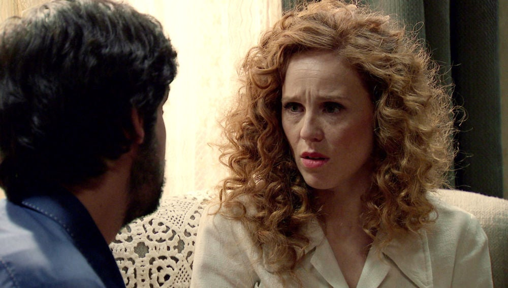 Ana, muy dudosa emprender el viaje con Vicente