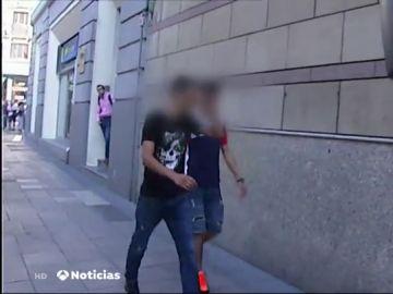 Miembros de la Manada de Bilbao