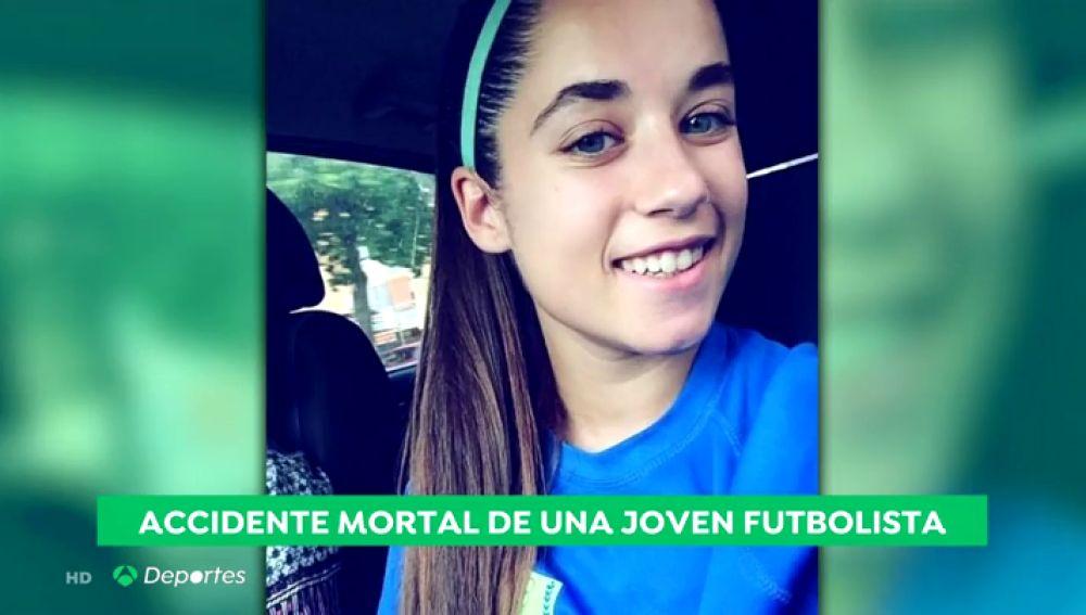 Muere la futbolista Alba Esteban Frau a los 19 años en un trágico accidente de moto