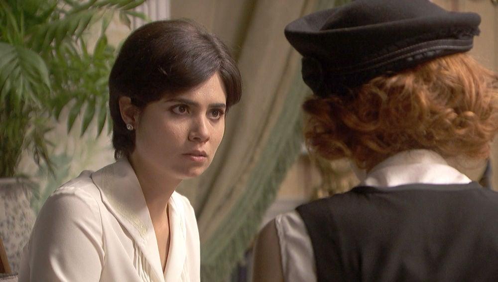 """""""Esa mujer es una asesina sin escrúpulos y usted está a su merced"""""""