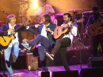 El flamenco fusión de Ketama arrasó en el escenario de Starlite