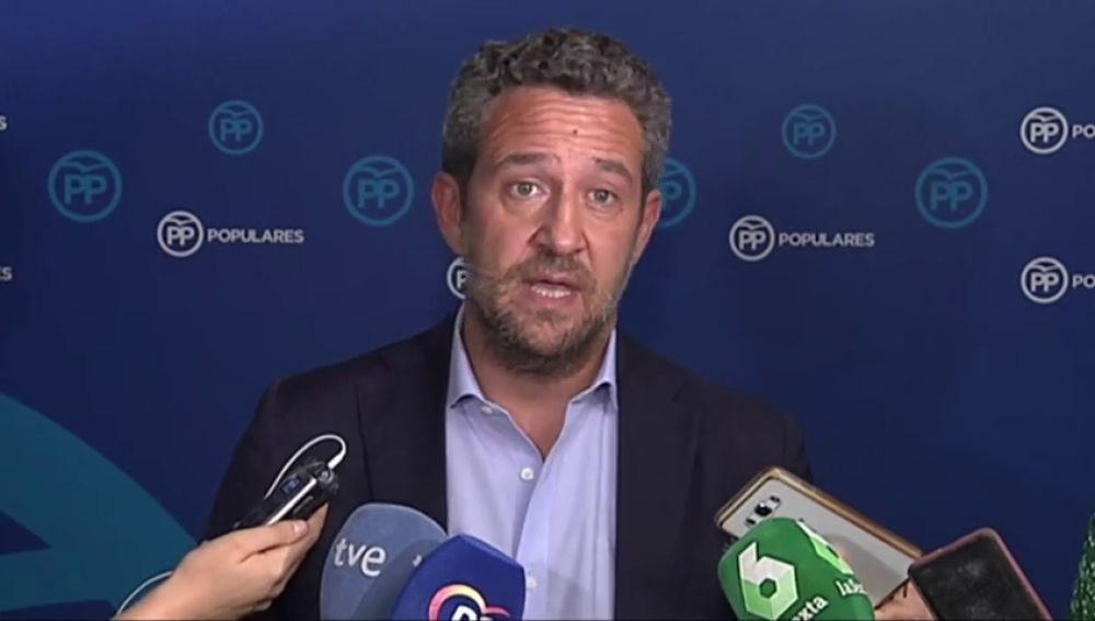 """El PP acusa a Sánchez de """"blanquear"""" el independentismo y Cs reitera su 'no' a la invetsidura"""