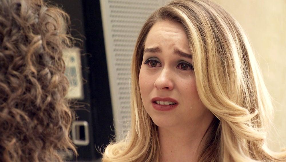 Luisita rompe la relación con Amelia
