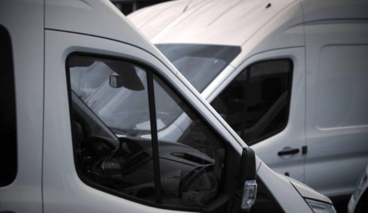 Furgonetas blancas