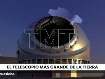 NUEVA TELESCOPIO