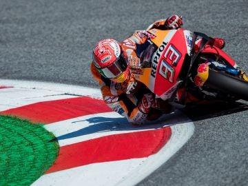 Márquez consigue la pole en el GP de Austria