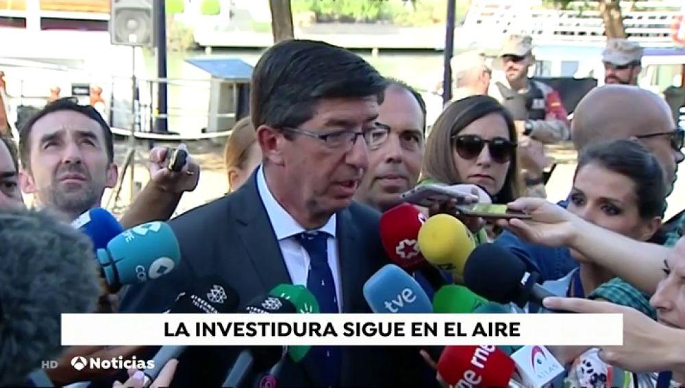 Cs admite que no quiere nuevas elecciones, pero insiste en el 'no' a Sánchez