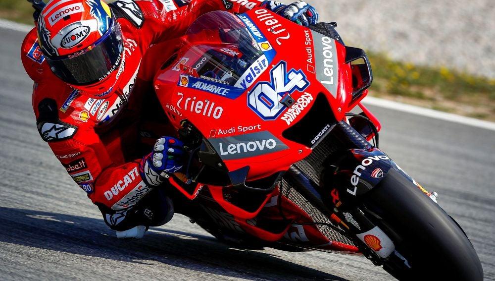 Andrea Dovizioso vence en el GP de Austria