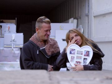 El detalle romántico de Lidia con Dani