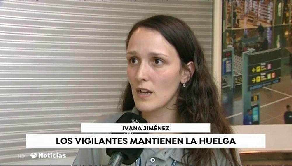 Una vigilante de seguridad de El Prat sufre un ataque de ansiedad por un supuesto acoso de un guardia civil
