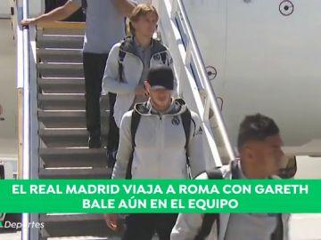 Gareth Bale vuelve a una convocatoria con el Real Madrid, James y Mariano se quedan en Madrid