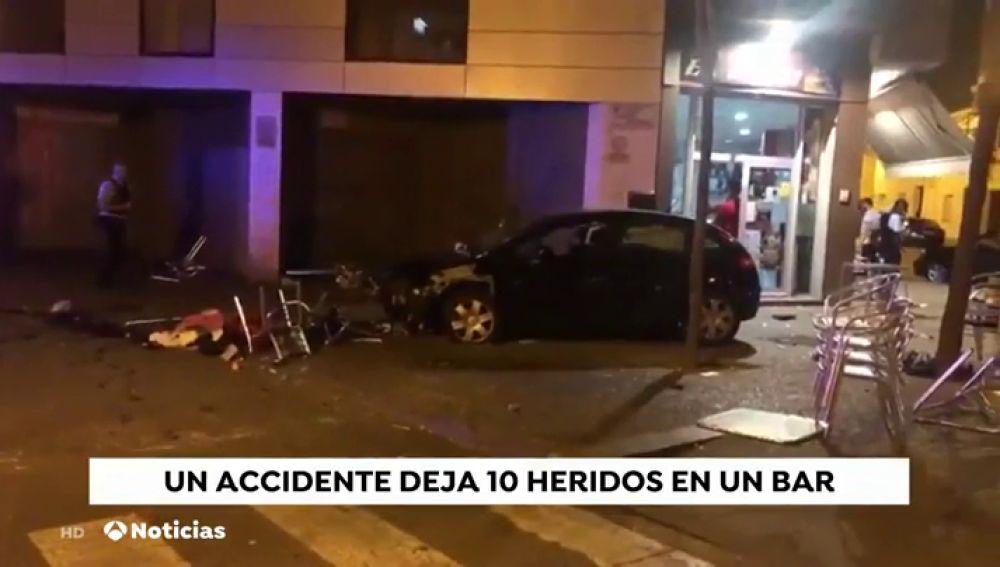 Atropello Girona Dan De Alta A 9 Heridos En El Atropello En La Terraza De Un Bar Y Una Niña Sigue En La Uci