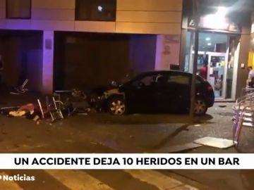 Dan de alta a nueve heridos en el atropello de Girona y una niña sigue en la UCI