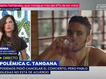 Polémica C. Tangana