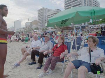 'Por el mundo a los 80' visita Río de Janeiro en su último programa, el jueves a las 22:45 en Antena 3