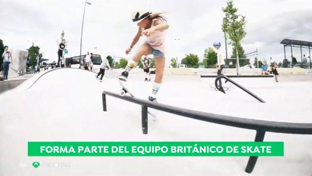 Niñas prodigio del skate: Sky y Rayssa quiren ir a los Juegos de Tokio 2020 con... ¡11 años!