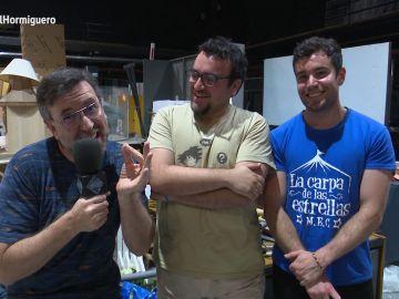 El proceso de 'Los swinvergüenzas' para crear sus espectáculos dentro de 'El Hormiguero 3.'