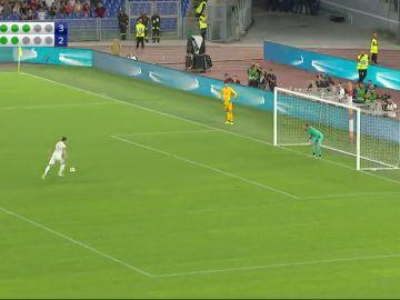 Así fue el regreso de Bale con la camiseta blanca: recuperaciones, buenos pases y ocasiones de gol