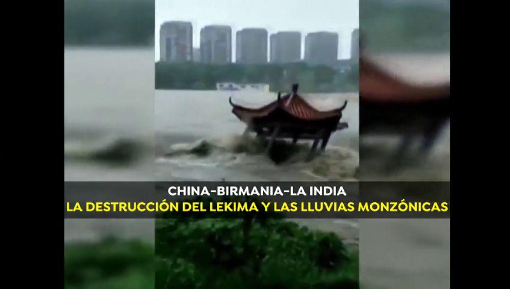 Las noticias internacionales que están marcando este lunes 12 de agosto