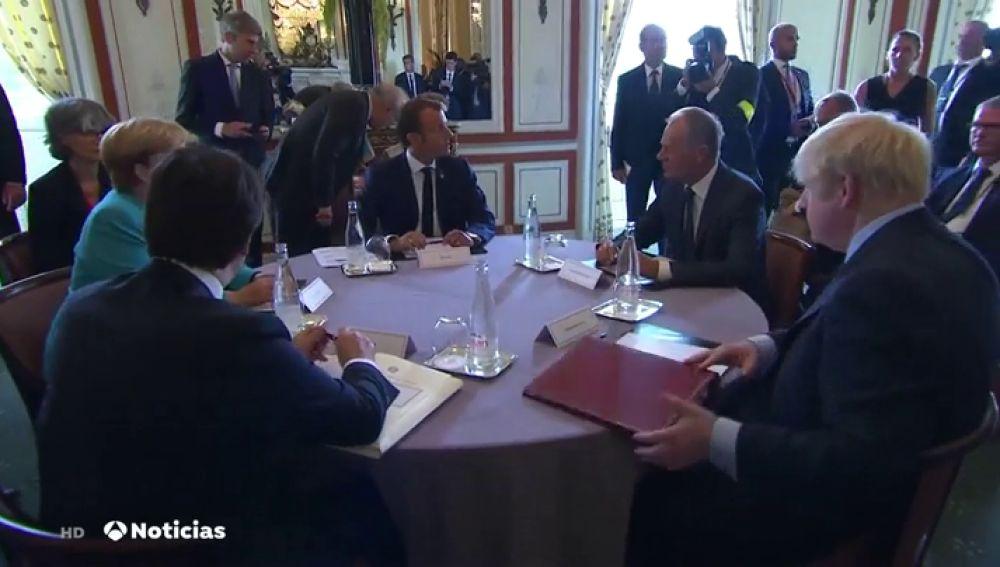 Las divisiones marcan el inicio del G7