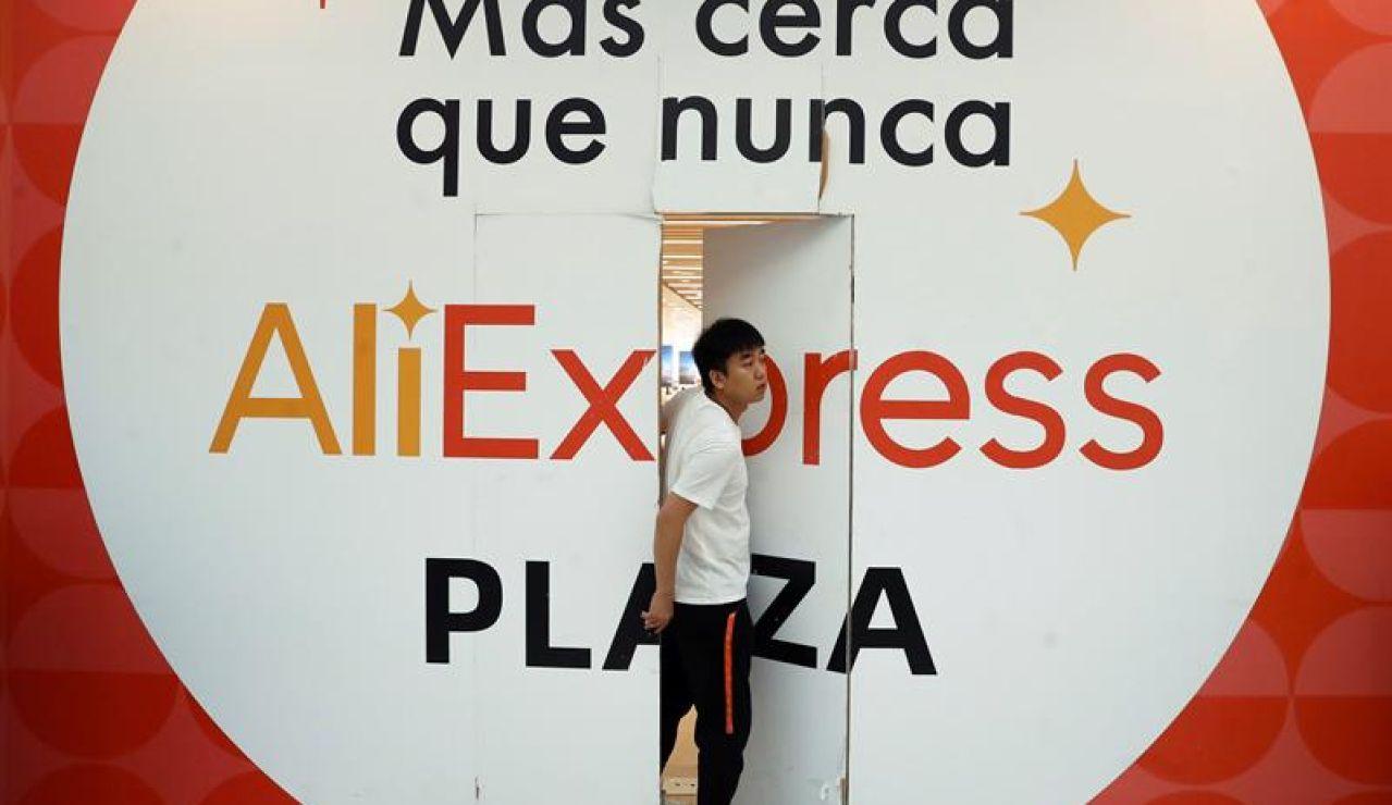 AliExpress llega a Madrid