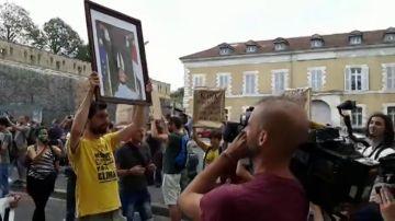 Marcha de los retratos
