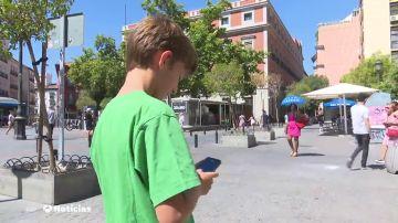 Los niños comienzan a utilizar el móvil cada vez a edades más tempranas