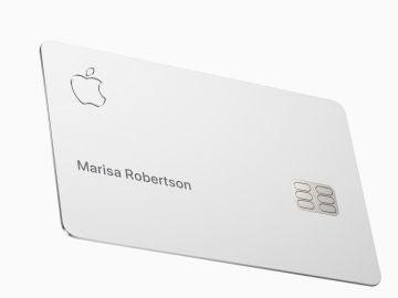 La tarjeta de Apple, 'Apple Card'