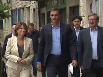 Pedro Sánchez retoma hoy su ronda de contactos tras las vacaciones