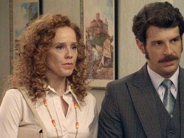 Carlos, Ana y Vicente planean una astuta trampa para desenmascarar a Ascensión