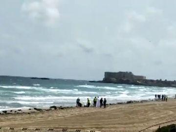 Muere el piloto del avión del Ejército del Aire accidentado en La Manga