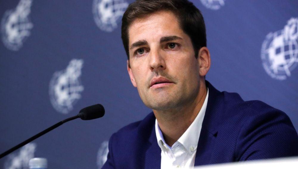 Robert Moreno, seleccionador español de fútbol