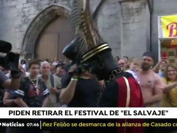 Piden a la UNESCO que retire el festival del 'salvaje' al considerarlo racista