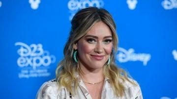 Hilary Duff tras anunciar que vuelve 'Lizzie McGuire'