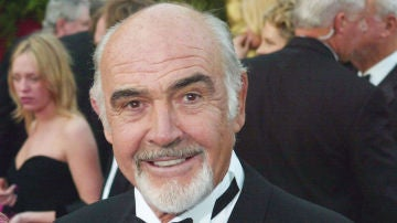 El actor Sean Connery